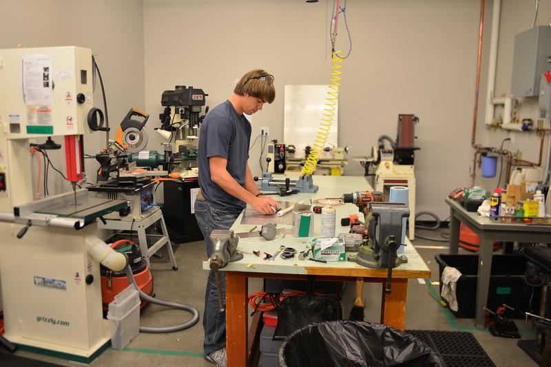 working lab